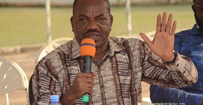 Kotoko Is Ahead Of Other Premier League Clubs, Says George Amoako