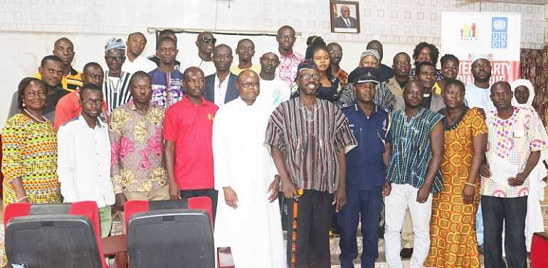 Political Parties Urged To Maintain Constant Dialogue Ahead Of 2020 Elections