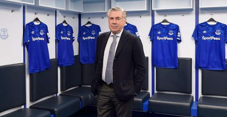 Everton Will Play Attractive Football, Says Ancelotti