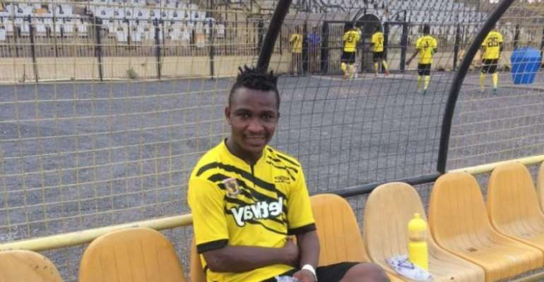 Kofi Owusu Rejoins Berekum Chelsea Ahead Of 2019/20 GPL Season