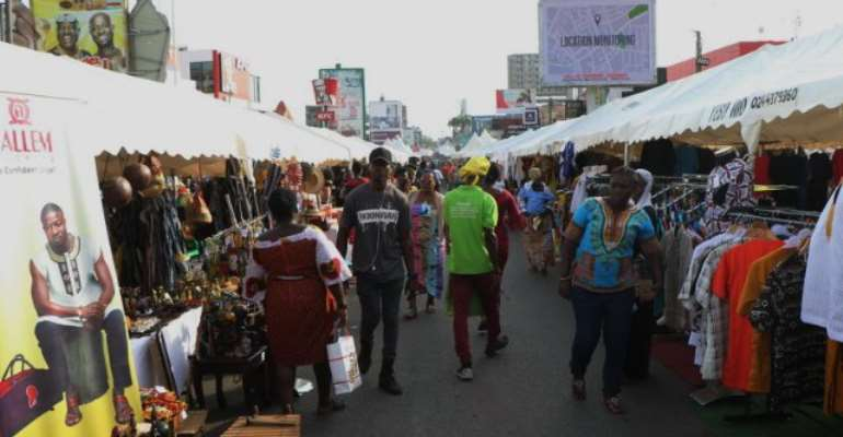 GEPA, Trade Ministry Host 4th Made-In-Ghana Street fair