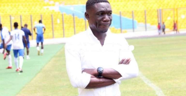 Coach Isaac Nii Armah