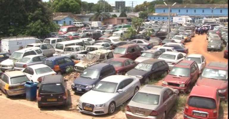 GRA Fails To Account GHC25.5m Missing Cash After Sale Of 1,719 Cars — A-G Report