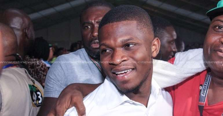 Forgery claims against me non-existent – Sammy Gyamfi