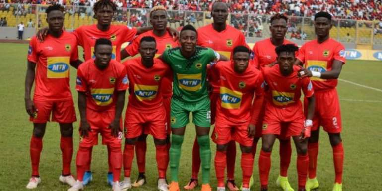 GPL: Kotoko Favorite To Win League, Says Club CEO George Amoako