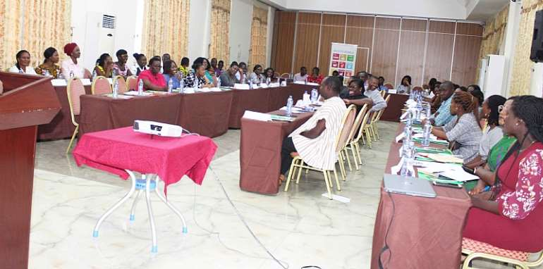 UNDP Supports EC To Train Newly Appointed Electoral Officers In Ghana