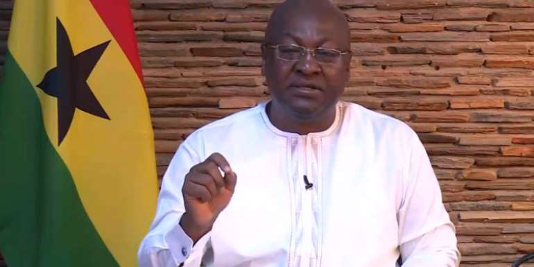 Political Promotions' Demoralising Security Dervices  – Mahama