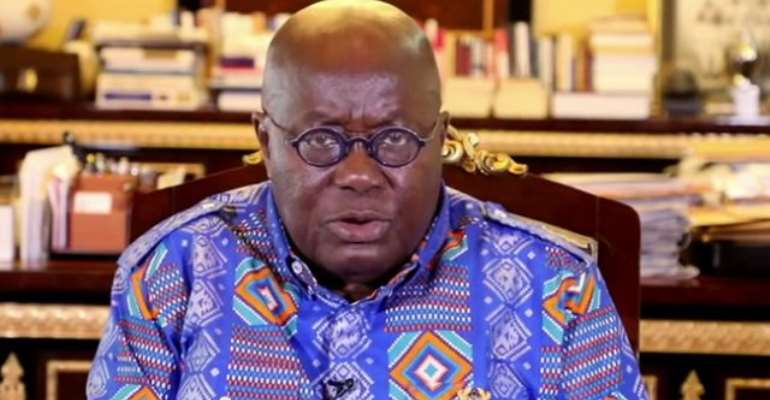 Xmas Message: Akufo-Addo Touts Successes