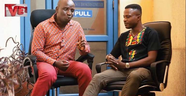 I Quit School To Follow My Passion – Socrates Safo [Video]