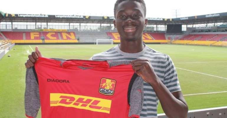 Defender Abdul Mumin Delighted With Progress At FC Nordsjælland
