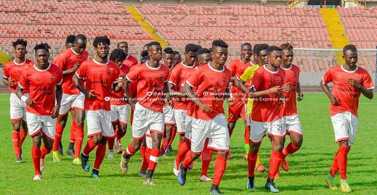 Kotoko To Engage Pacific Heroes In A Friendly On Wednesday