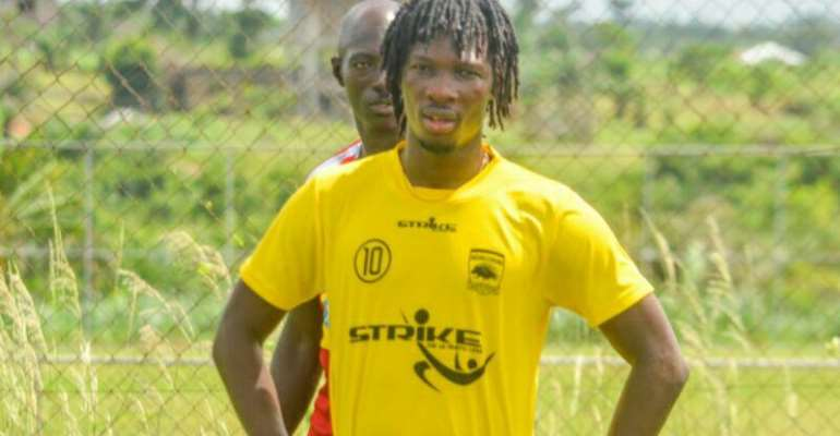Sogne Yacouba Demands Whooping $100k Signing On Fee From Asante Kotoko - Reports