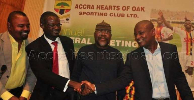 Hearts of Oak Management Accused Of Being Money-Driven