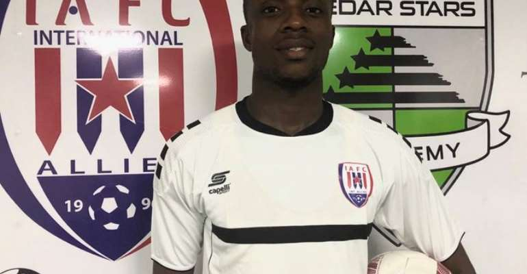 OFFICIAL: Inter Allies FC Sign Former Ashgold Goalkeeper George Apronti