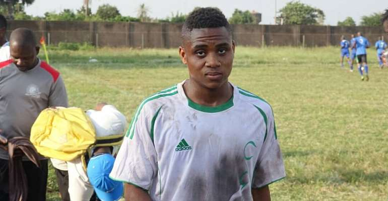 Ghana Premier League Clubs Eye Togolese Wonderkid Thibaut Klidje