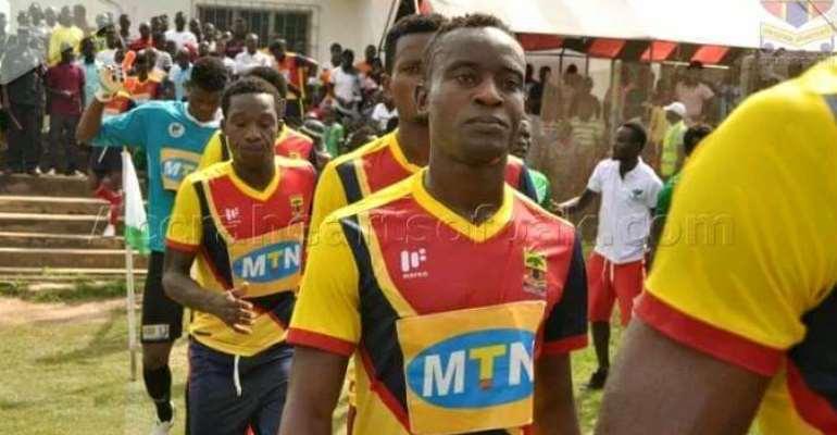 Zambian Clubs Planning To Hijack Isaac Oduro's Move To Nkana FC