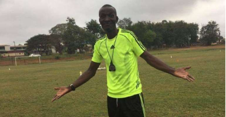 Prince Koffie Takes Over Great Olympics As New Head Coach