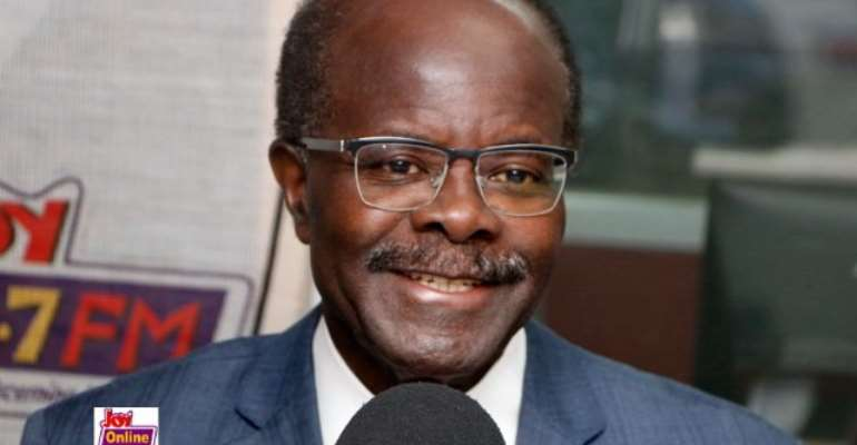 Dr. Papa Kwesi Nduom is the President and Chairman of Groupe Nduom