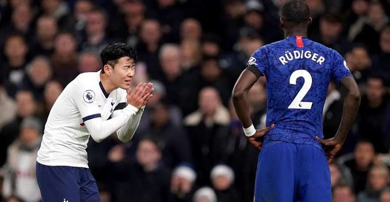 Mourinho's Criticism Of Chelsea's Rudiger Is 'Disappointing' - Lampard