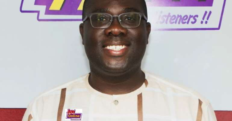 NPP national organiser, Sammy Awuku