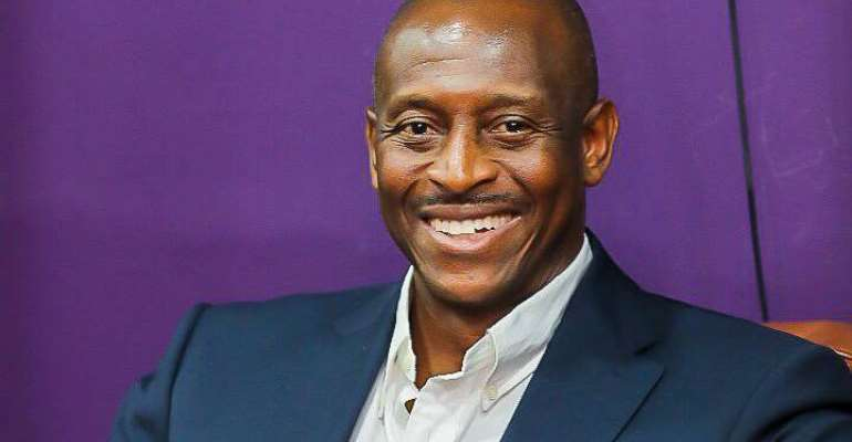 Mr Herbert Mensah, President and Board Chairman of Ghana Rugby