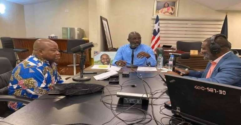 Faux Pas, Fairy-tale, Farce, and Fantasy – An Antithesis to President George M. Weah's Incoherent Interview