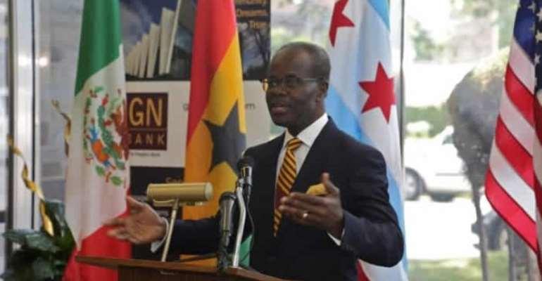 Nduom's Wish Ghanaians, Reassure Customers