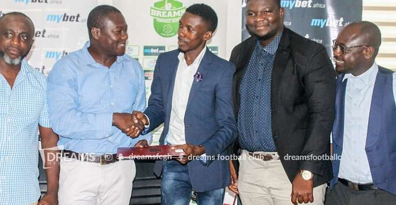 Mybet.africa Extend Deal With Dreams FC