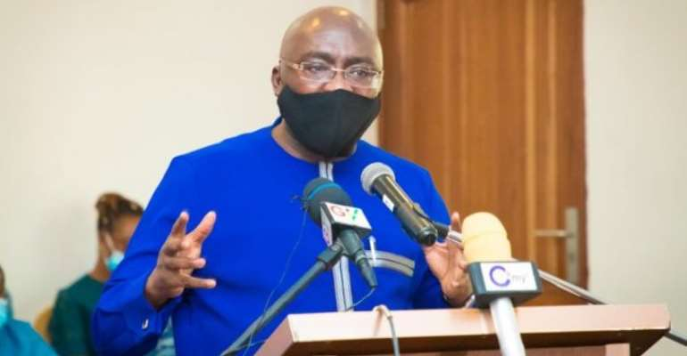 Let's avail ourselves to be used by God as instrument of peace — Bawumia preaches on Christmas Day