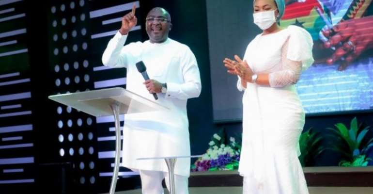 NPP conceded defeat in 2008 election for prioritising sanctity of our democracy — Bawumia
