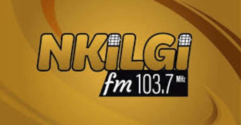Nkilgi FM manager storms sister radio station with thugs,attacks presenter on air