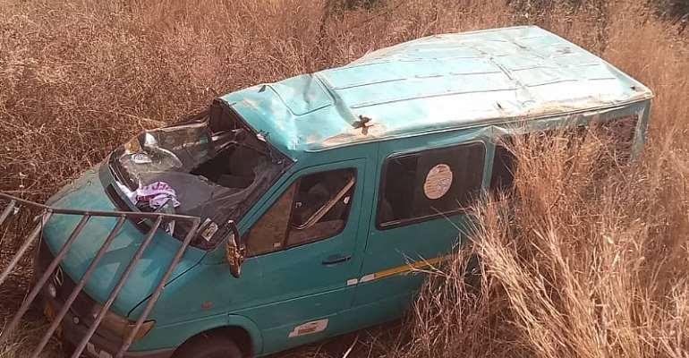 The Monster At Bimbagu Bridge: Many Killed In Car Crash