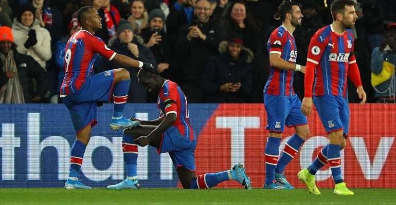Jordan Ayew Reveals Why He Struggled At Crystal Palace Last Season