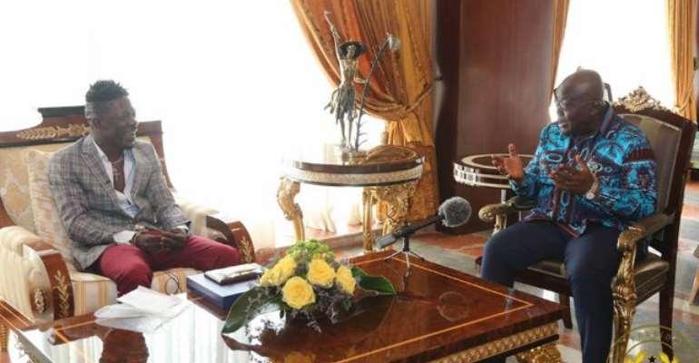 Why Shatta Wale Scores Akufo-Addo's Gov't 15%