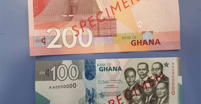 Game Rejects GH¢ 200 Notes — Buyer Alleges