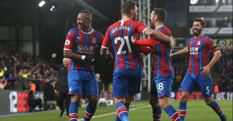 Jordan Ayew Scores Late To Hand Crystal Palace 2-1 Win Over West Ham
