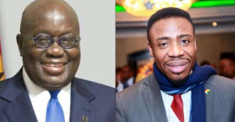 "RE: ""Akufo-Addo Appoints Convicted Corrupt Secretary of NPP UK To Head Ghana Health Promotion Division at GHS Headquarters"". And ""You Came To Fight Corruption Indeed"" -NPP UK Fires Akufo-Addo"