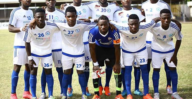 We Are Ready For Hearts of Oak Clash, Says Berekum Chelsea President