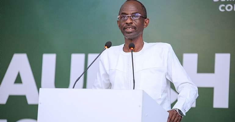 Asiedu Nketia's statement could be a coded language