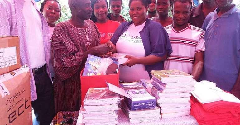 Bewase Community Benefits From Jodeb Foundation