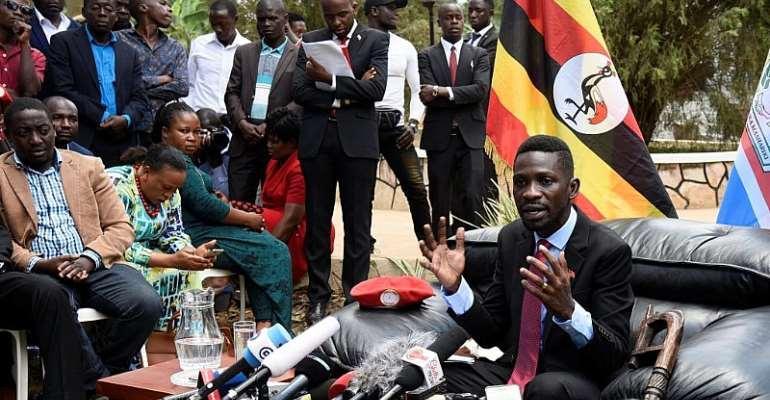 REUTERS/Newton Nambwaya