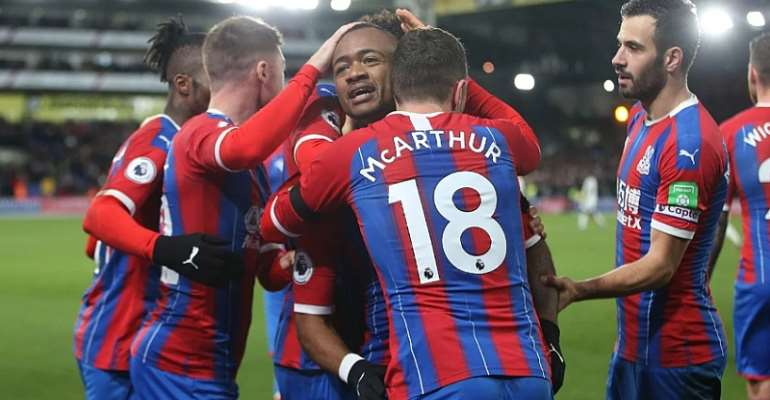 Jordan Ayew Lauds Crystal Palace Boss For Keeping Faith In Him