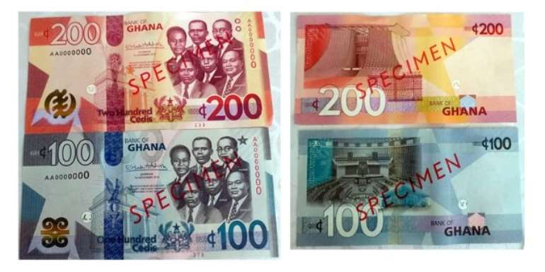 Accept Ghc200, Ghc100 Banknotes — BoG Urges Ghanaians
