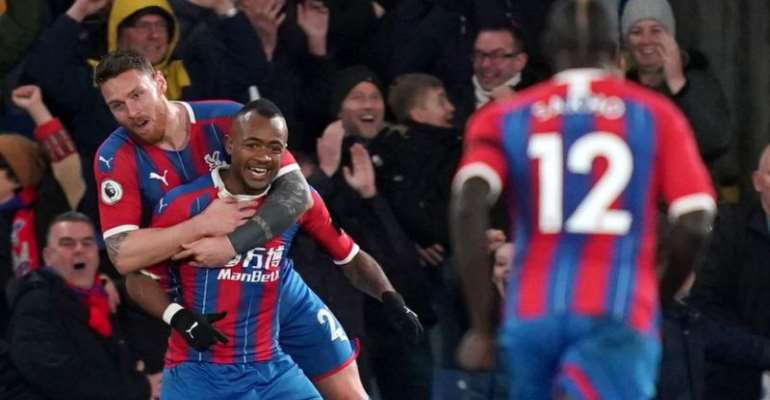 Jordan Ayew Dedicates Classy Winner Against West Ham To Crystal Palace Fans