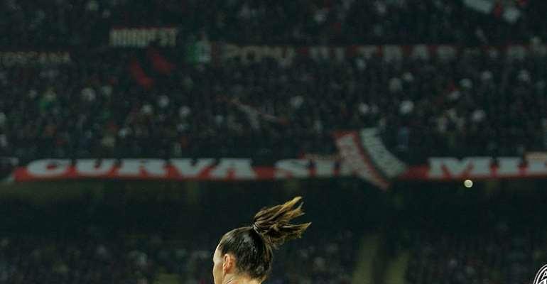 AC Milan Sign Zlatan Ibrahimovic On Free Transfer After LA Galaxy Exit
