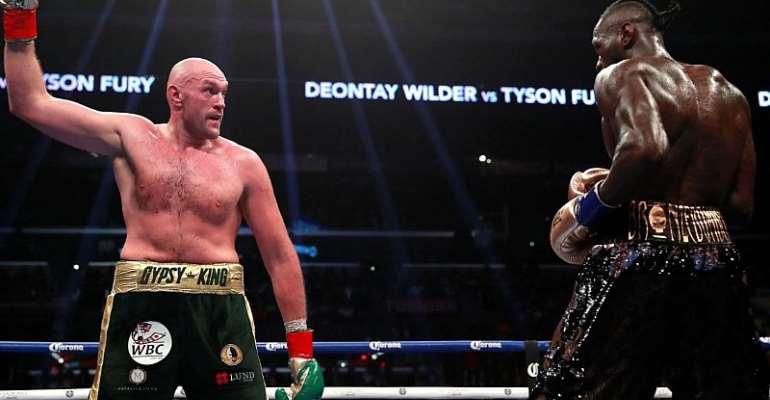 Tyson Fury v Deontay Wilder II Sset For 22 February In Las Vegas
