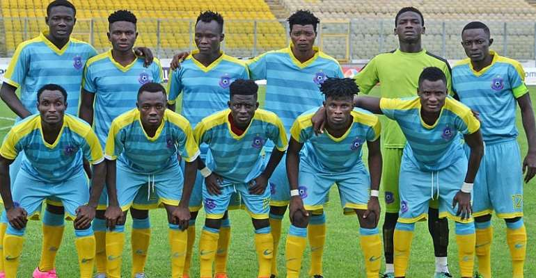 OFFICIAL: Wa All Stars Now Known As Legon Cities FC