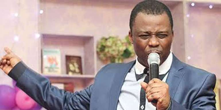 General Overseer of Mountain of Fire Ministry (MFM), Dr Olukoya