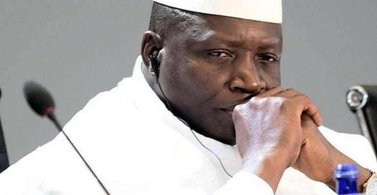 Yahya Jameh, President of Gambia