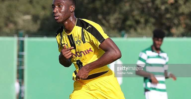 Ghanaian Youngster Gabriel Kyeremateng Wants To Step Into The Shoes Aubameyung And Lewandowski